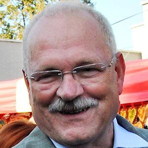 World Leader Ivan Gasparovic - age: 79