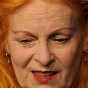 Fashion Designer Vivienne Westwood - age: 80