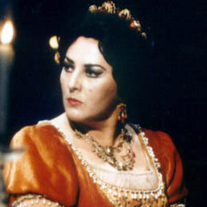 Opera Singer Ghena Dimitrova - age: 64