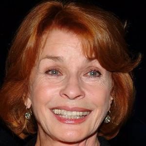 Movie actress Senta Berger - age: 80
