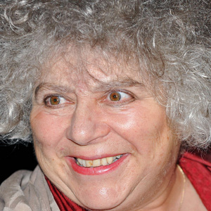 Movie actress Miriam Margolyes - age: 79