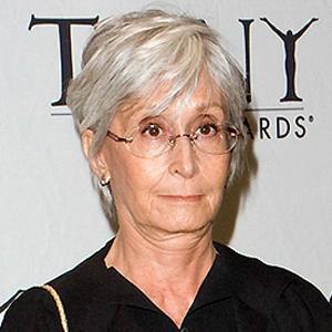 Dancer Twyla Tharp - age: 75