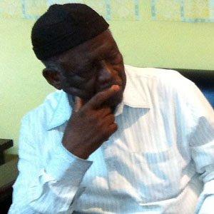 Politician John Fru Ndi - age: 79