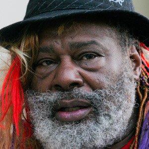 Funk Singer George Clinton - age: 80
