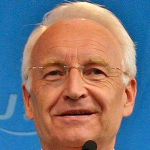 Politician Edmund Stoiber - age: 79