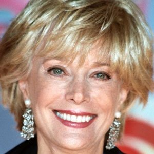 News Anchor Lesley Stahl - age: 75