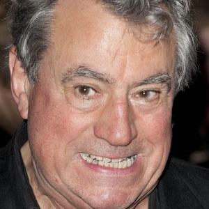 Comedian Terry Jones - age: 78