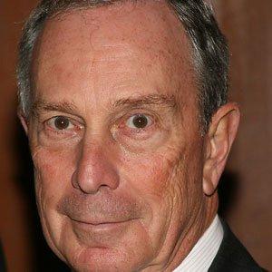 Politician Michael Bloomberg - age: 76
