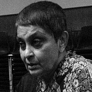 Philosopher Gayatri Chakravorty Spivak - age: 78