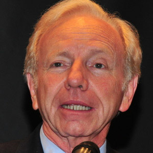 Politician Joe Lieberman - age: 78