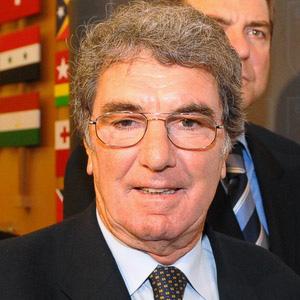 Soccer Player Dino Zoff - age: 78