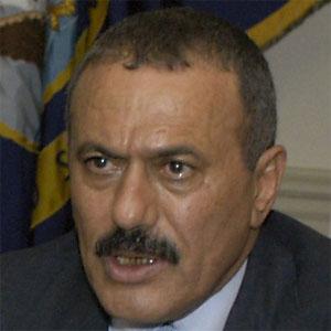 World Leader Ali Abdullah Saleh - age: 78