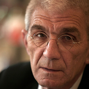 Politician Yiannis Boutaris - age: 78