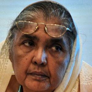 Politician Matia Chowdhury - age: 74