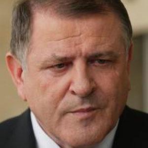 Politician Vladimir Meciar - age: 78