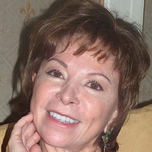 Novelist Isabel Allende - age: 78