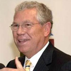 Politician Donald Carcieri - age: 74