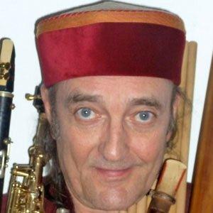 Saxophonist Didier Malherbe - age: 78