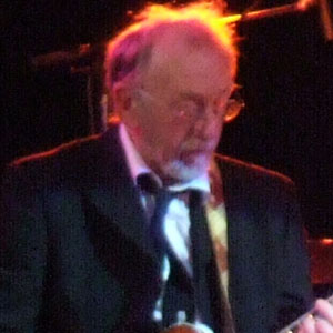 Bassist Dick Taylor - age: 77