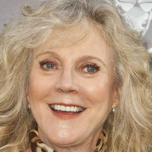 Movie actress Blythe Danner - age: 78