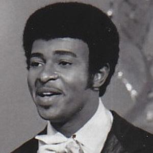 Rock Singer Dennis Edwards - age: 77