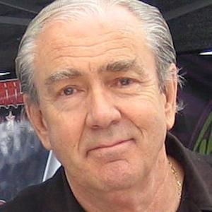 Cartoonist Robert Williams - age: 77