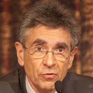 Scientist Robert Lefkowitz - age: 77