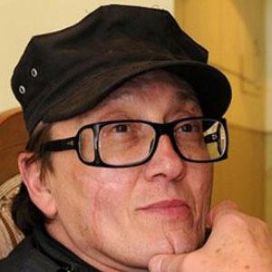 Sculptor Mihail Chemiakin - age: 78