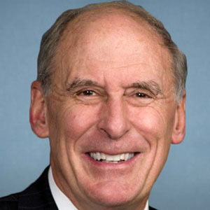 Politician Dan Coats - age: 77