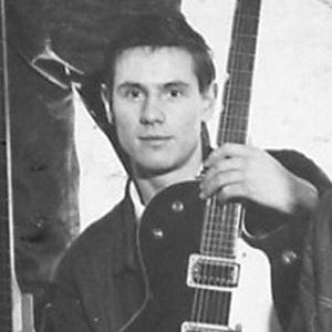 Guitarist Hilton Valentine - age: 77