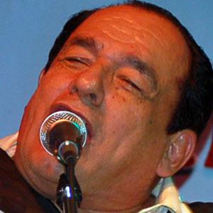 Composer Carlos Mejia Godoy - age: 77