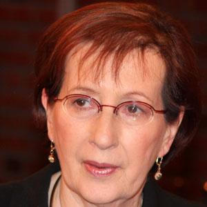 Politician Heide Simonis - age: 73