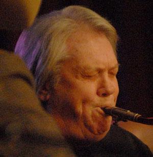 Saxophonist Bobby Keys - age: 70