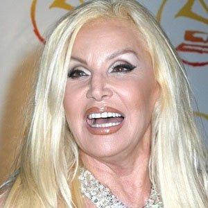 TV Show Host Susana Gimenez - age: 76
