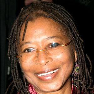 Poet Alice Walker - age: 76