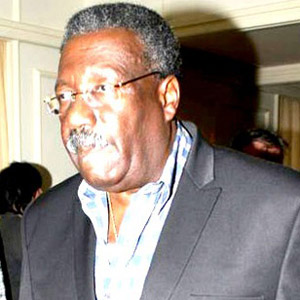 Cricket Player Clive Lloyd - age: 76