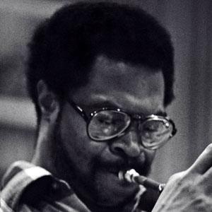Trumpet Player Woody Shaw - age: 44