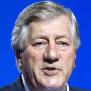 Politician Mike Harris - age: 75