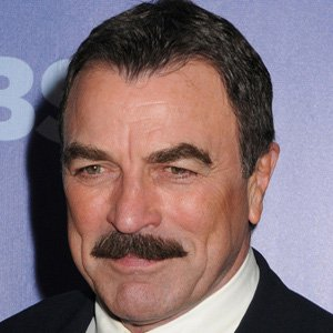 TV Actor Tom Selleck - age: 75
