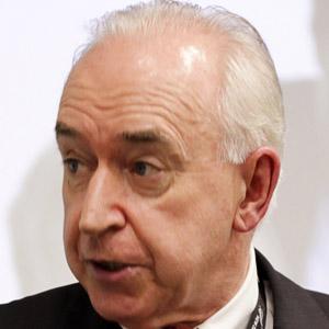 Politician Jim McLay - age: 72