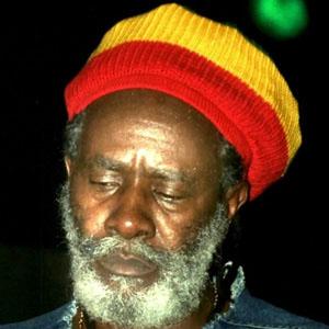 Reggae Singer Burning Spear - age: 75