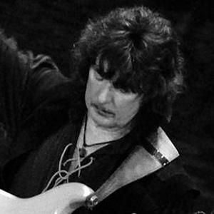 Guitarist Ritchie Blackmore - age: 75