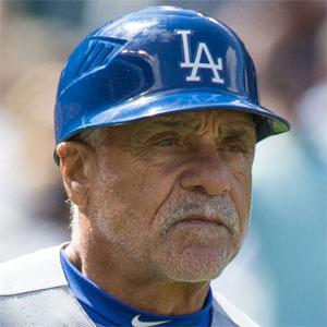 baseball player Davey Lopes - age: 75