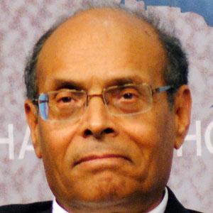 World Leader Moncef Marzouki - age: 75