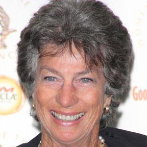 Female Tennis Player Virginia Wade - age: 71