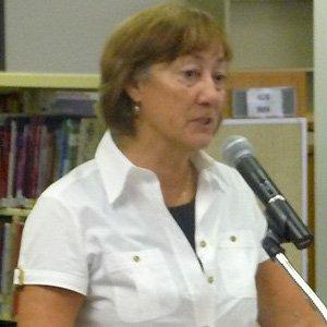 Children's Author Sharon Creech - age: 75