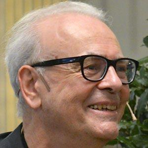 Novelist Patrick Modiano - age: 75