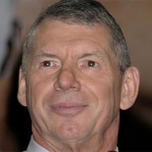 Entrepreneur Vince McMahon - age: 71