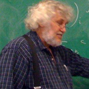 Scientist William Unruh - age: 71