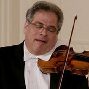 Violinist Itzhak Perlman - age: 71